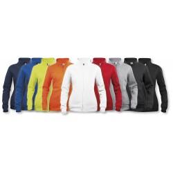 Sweatshirt Femme  Basic Cardigan - CLIQUE