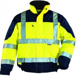 Blouson Polyester type bombers COVERGUARD