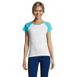 Tee-Shirt Femme Milky - SOL'S