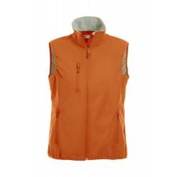Gilet Softshell Basic Vest - Femme - CLIQUE